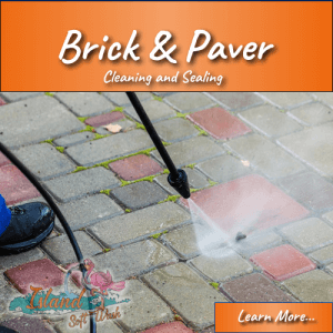 Brick & Paver Cleaning & Sealing in Lake Grove, NY | Island Soft Wash
