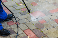 Brick and Paver Cleaning in Nesconset, NY | Island Soft Wash