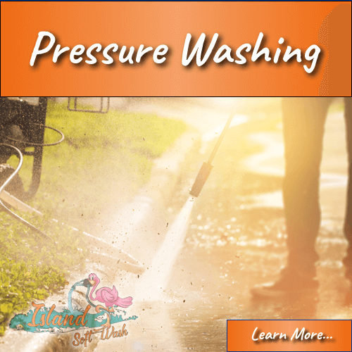 Pressure Washing in Holbrook, NY | Island Soft Wash