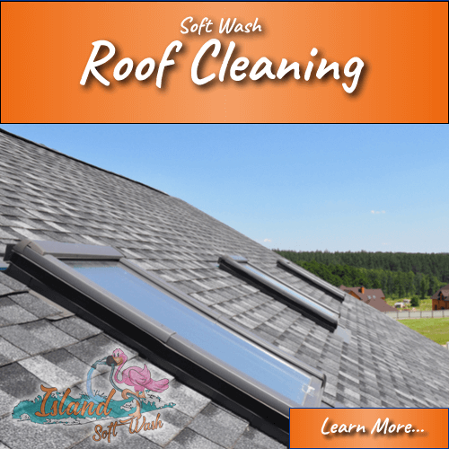 Soft Wash Roof Cleaning in Ronkonkoma, NY | Island Soft Wash