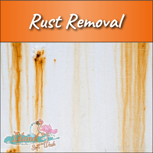 Rust Stain Removal in Ronkonkoma, NY | Island Soft Wash