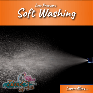 Low Pressure Soft Washing in Ronkonkoma, NY | Island Soft Wash