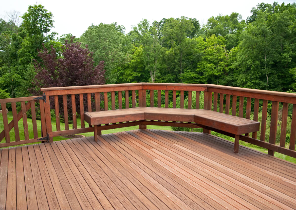 Wood Restoration in Ronkonkoma, NY | Island Soft Wash