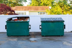 Dumpster Pad Cleaning in Nesconset, NY | Island Soft Wash